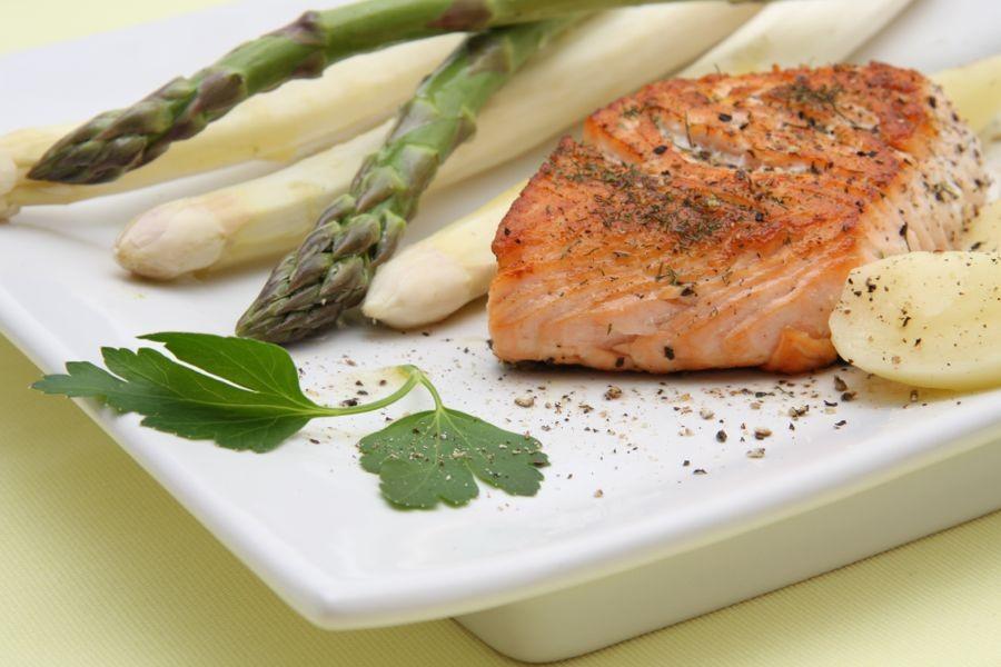 Salmon runforest dieta edyta kąkol