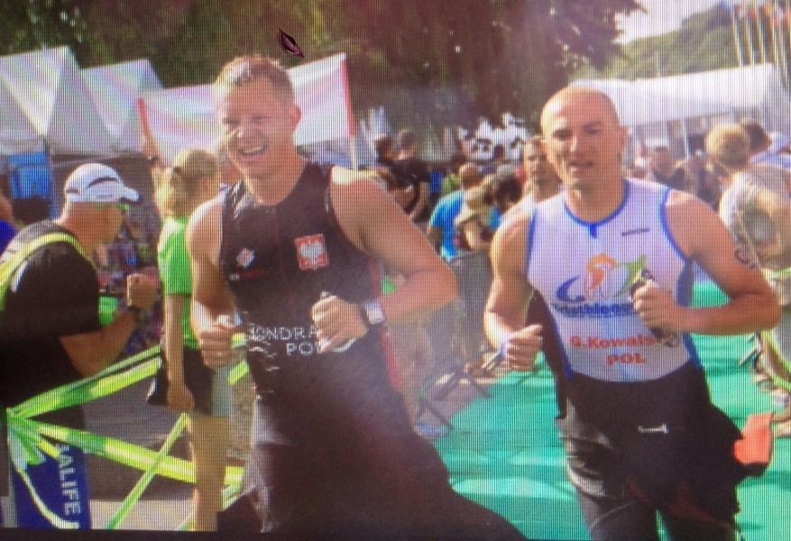 plywanie kondraciuk triathlon