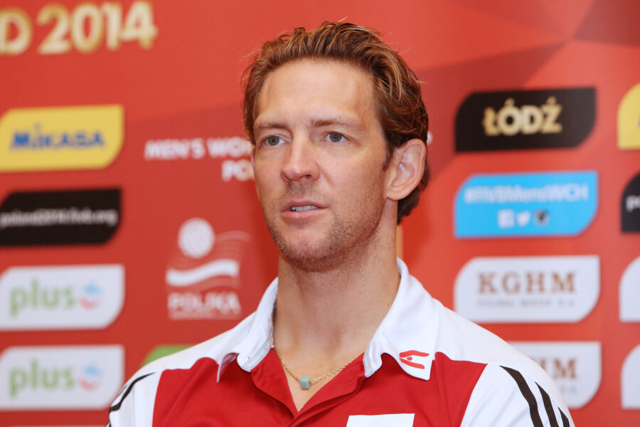 Poland coach Stephane Antiga