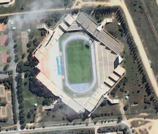 Mmabatho Stadium, RPA