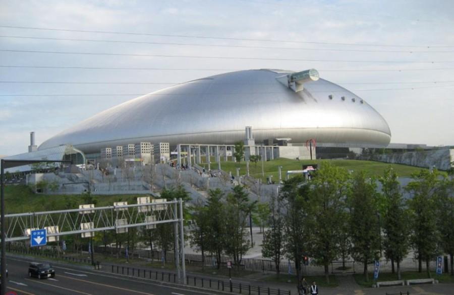 Sapporo Dome, Japonia