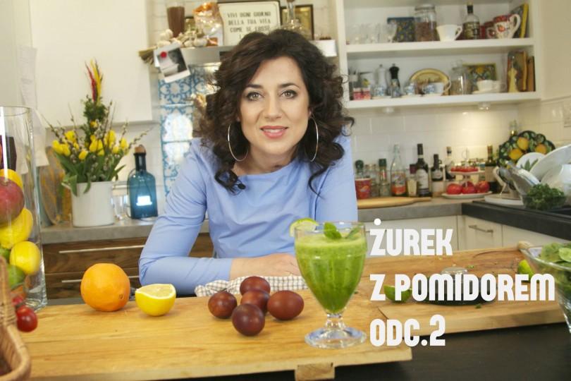 zurek z pomidorem Marta Zurek Kondraciuk