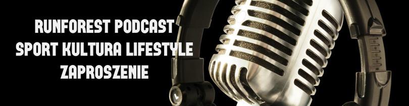 runforest club podcast zaproszenie
