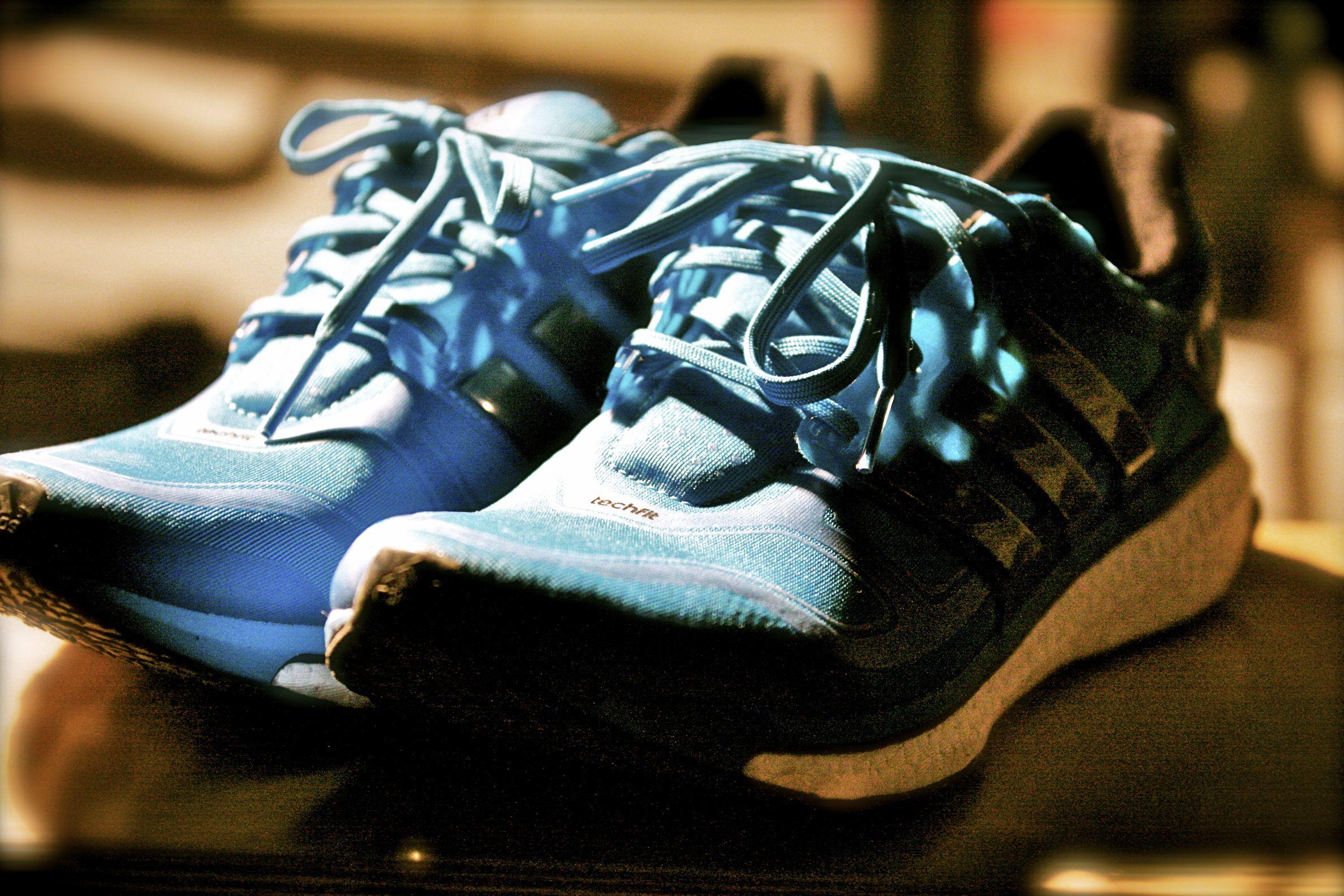 adidas boost 2 buty do biegania niebieskie