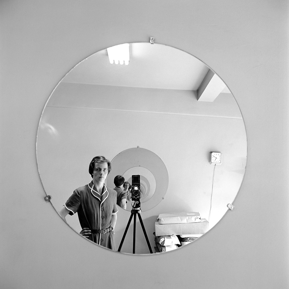 vivian maier self portait blog o kulturze