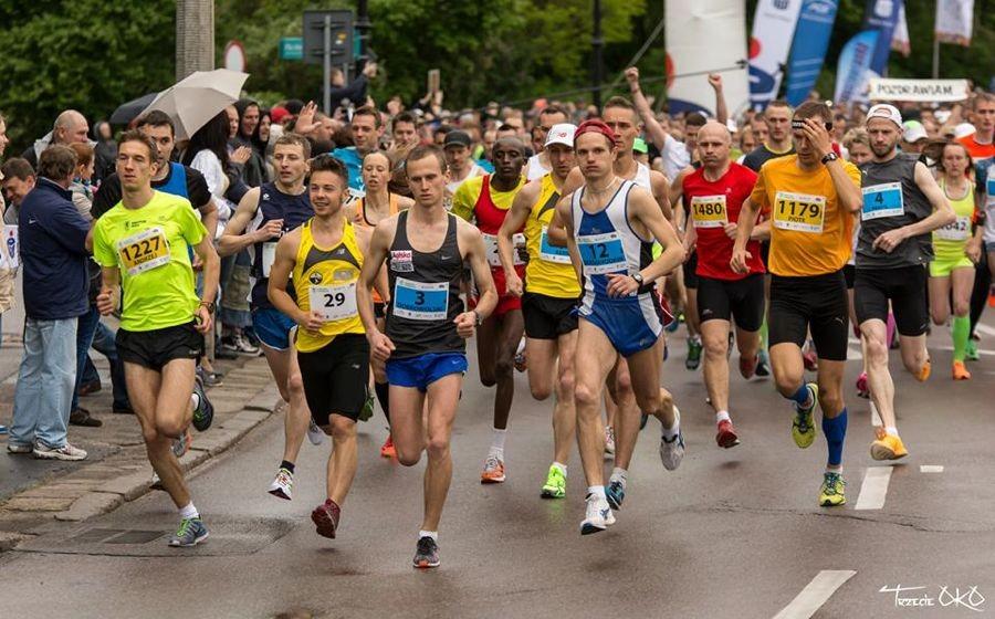 półmaraton w białymstoku runforest