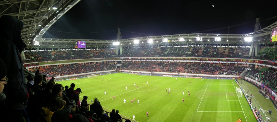 stadion football runforest.pl