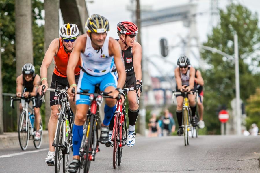 peleton gdynia triathlon kondraciuk