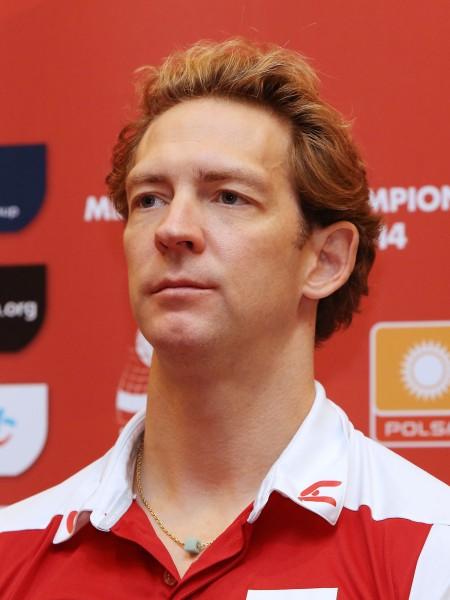 Poland coach Stephan Antiga